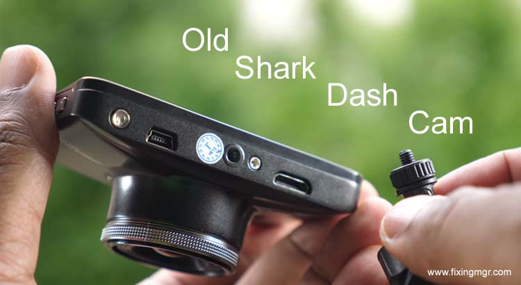 """Old Shark Dash Cam """"Complete In-Depth Review"""""""